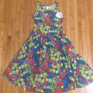 Dot Dot Smile Kids Lucy Dress 12/14